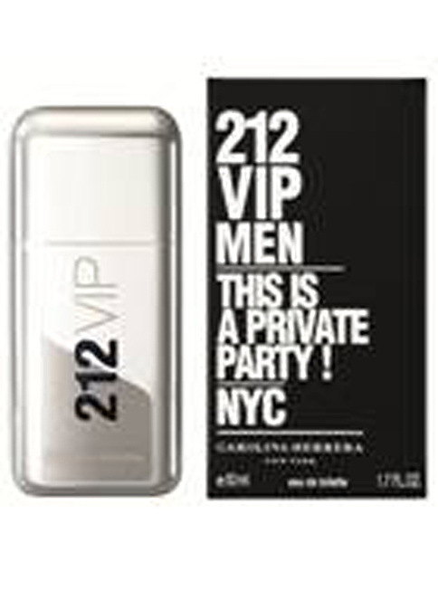 Carolina Herrera 212 Vip Men Edt 50 Ml Renksiz